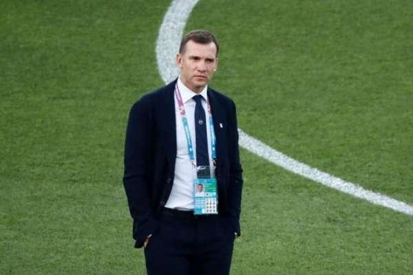 Шевченко офіційно оголосив про відхід зі збірної України