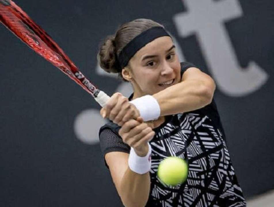 Калинина вышла в 1/4 финала турнира в Беллинцоне