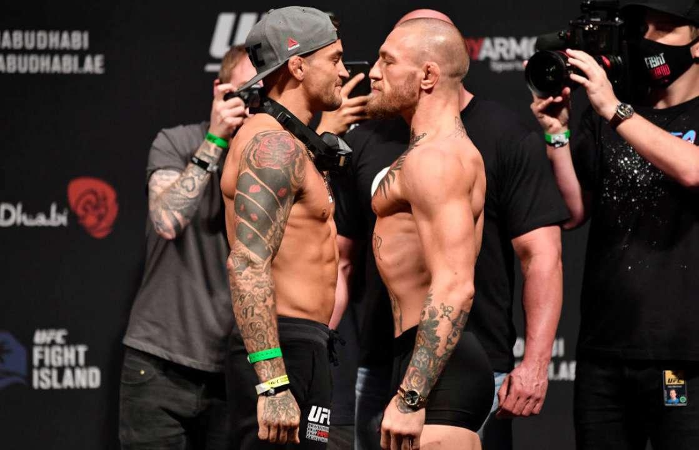 Макгрегор після бою з Пор'є може поборотися за титул UFC