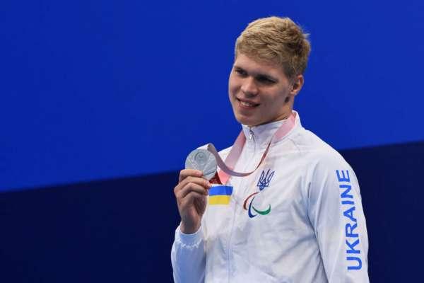 Третья медаль за день в плавании. Трусов завоевал серебро Паралимпийских игр