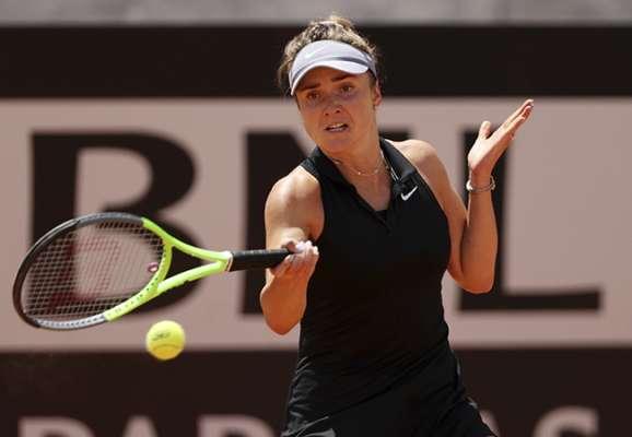 Світоліна залишилася на шостому місці в рейтингу WTA