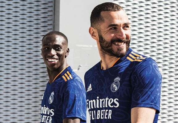 Реал презентовал гостевую форму на новый сезон (ФОТО)