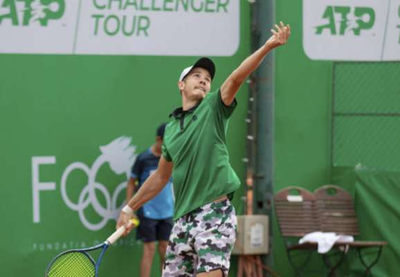 Сачко – четвертьфиналист турнира в Бухаресте
