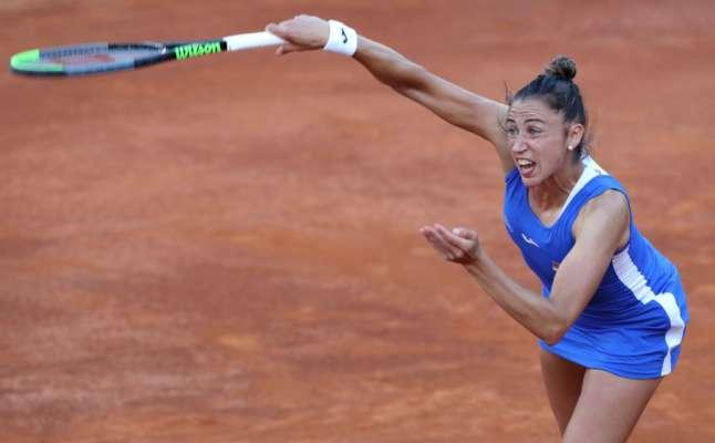 На турнире в Италии сыграли самый продолжительный матч сезона WTA