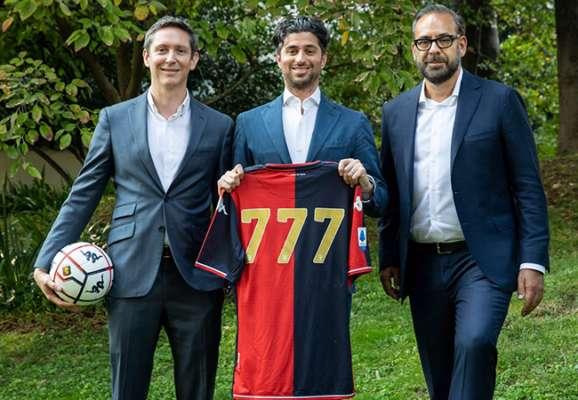 Американская компания купила старейший клуб в Италии