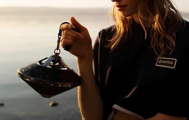Louis Vuitton представив брендовану бездротову колонку