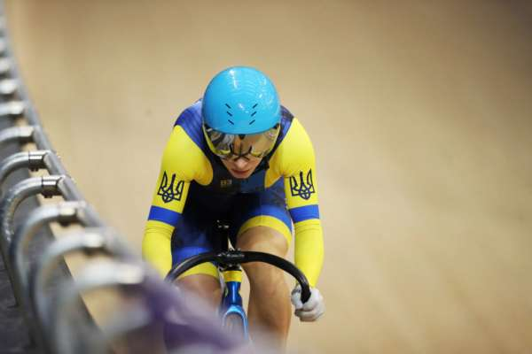 Украинка Старикова вышла в четвертьфинал Олимпийских игр в велотреке
