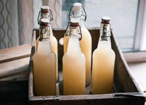 Рецепт імбирного пива