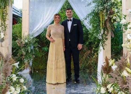 Экс-первая ракетка мира показала свою свадьбу. Видео