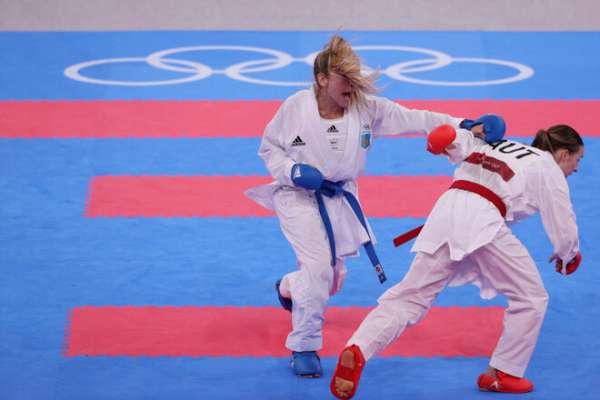 Болгарка оказалась сильнее. Терлюга завоевала серебро для Украины на Олимпиаде