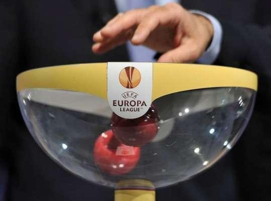 Ліга Європи. Список всіх пар 1/8 фіналу