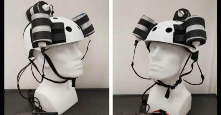 Ученым удалось уменьшить опухоль головного мозга с помощью специального шлема