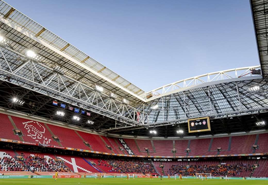 В Амстердамі розраховують пустити не менше 12 000 фанатів на гру України на Євро-2020