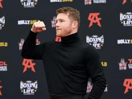 Сауль Альварес включив Василя Ломаченка в список своїх улюблених боксерів