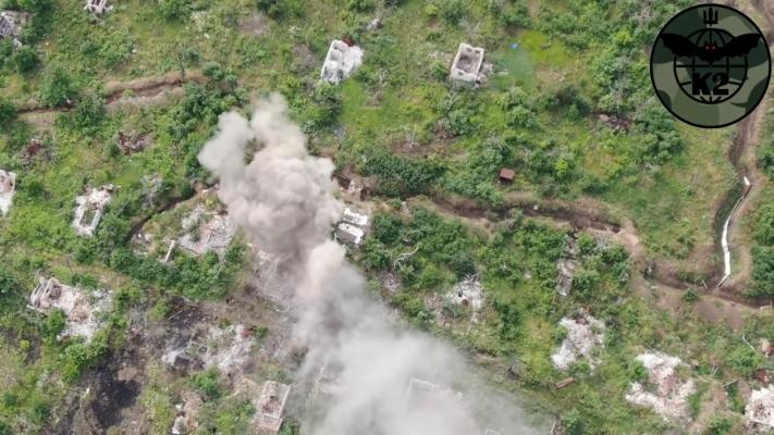 ВІДЕО. Українські військові знищили наглядовий пункт бойовиків
