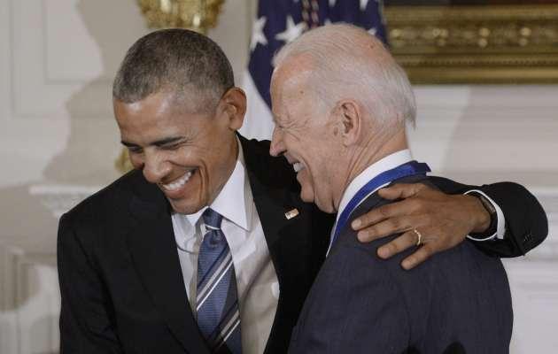 Оговорка по Фрейду: Джо Байден перепутал Обаму с Трампом. Видео