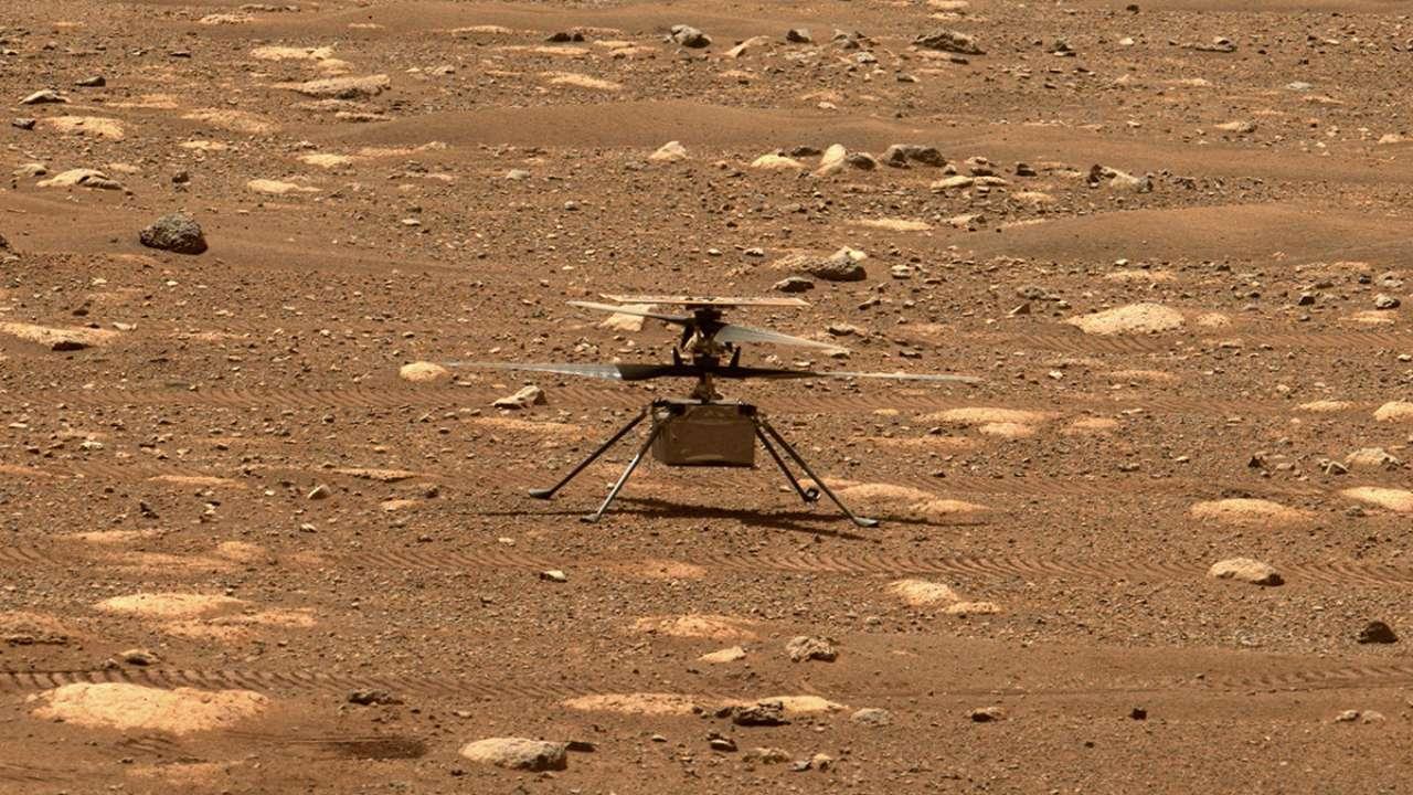 В NASA відклали перший політ вертольота Ingenuity над поверхнею Марса