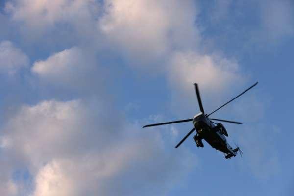 в Росії агресивні жителі села прогнали медичний вертоліт