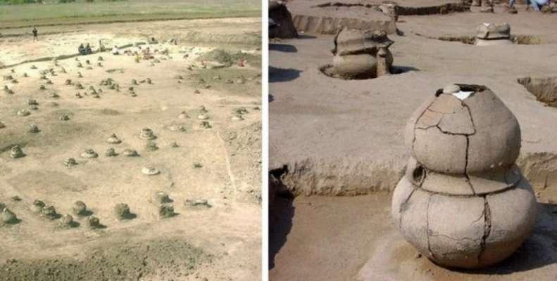 В Венгрии нашли останки беременной двойней женщины возрастом 4000 лет