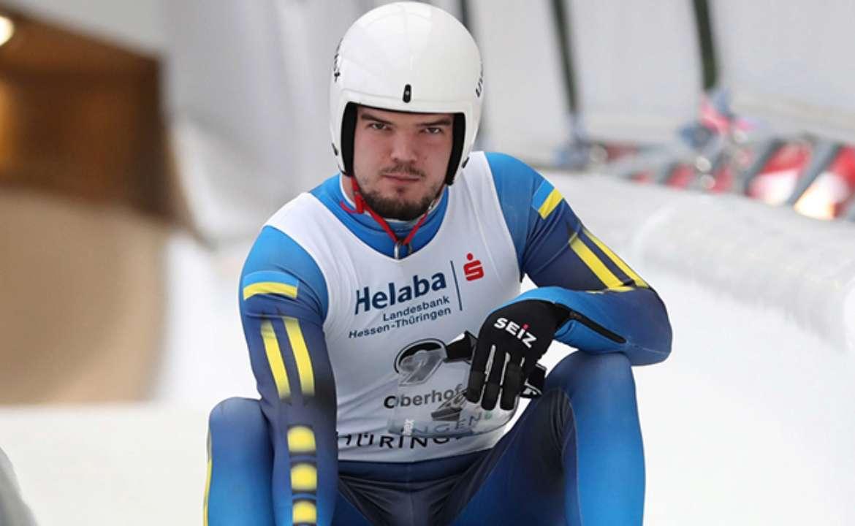 Українець Дукач - другий в заліку Кубка націй з санного спорту