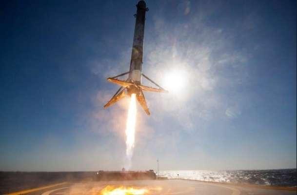 Готовится очередной рекордный запуск от компании Илона Маска