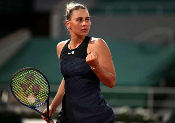 Марта Костюк выиграла первый матч в Бирмингеме