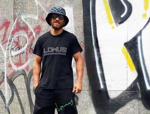 Украинский боксер Ломаченко занялся любимым делом. Фото