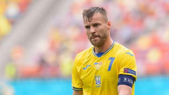 Ярмоленко: Отдадим все силы, чтобы попасть на чемпионат мира