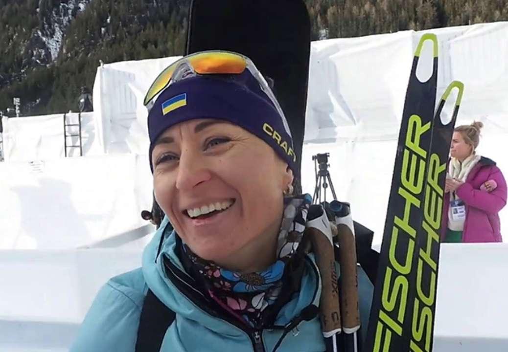 Одна українка в топ-10 спринту на чемпіонаті Європи