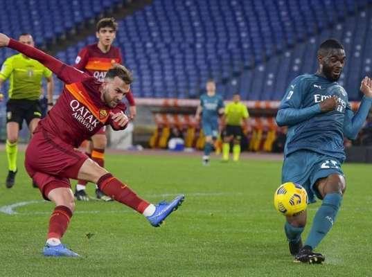 Шахтеру на заметку: Милан на выезде одолел Рому