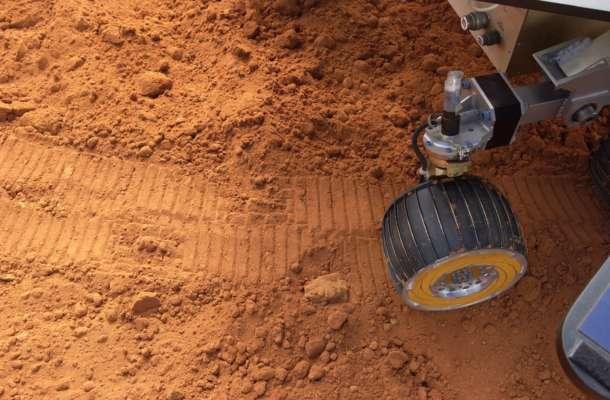Вчені створили карту надр Марса