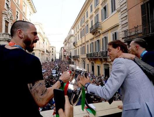 У складі п'ять італійців. Названа символічна збірна Євро-2020