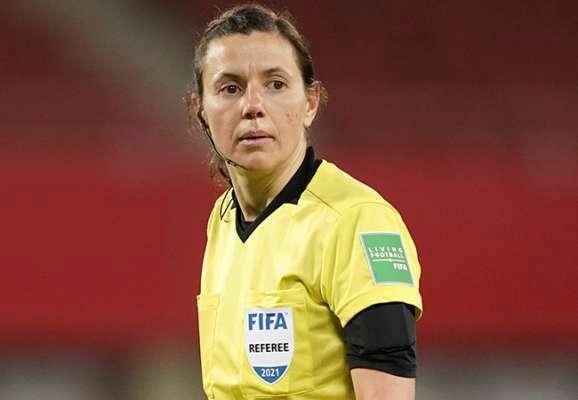 Матч збірної Бразилії на Олімпіаді розсудить Катерина Монзуль