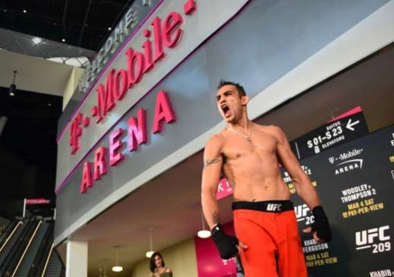 Известный боец UFC обвинил Хабиба в трусости. Видео
