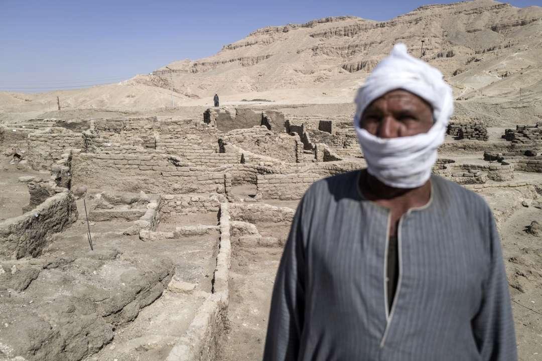 В Египте откопали город, которому более 3 тысяч лет