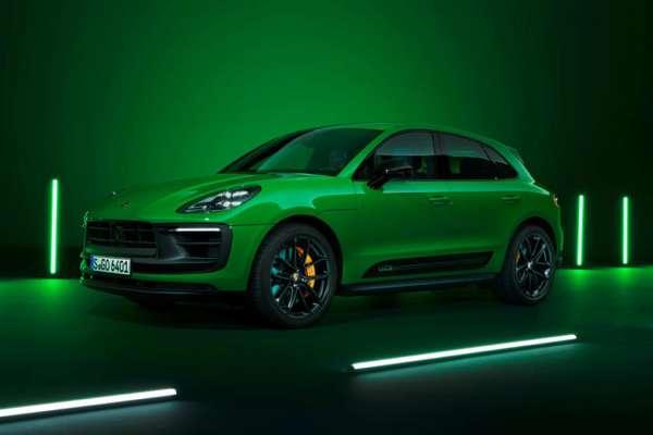 261 лошадиная сила и 27,7-сантиметровый сенсорный дисплей: Porsche представила новый Macan
