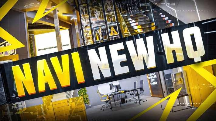 Natus Vincere показали новый офис в Киеве