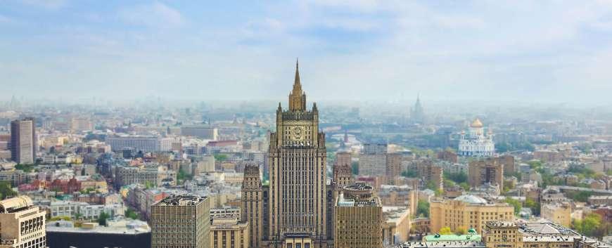 РФ ввела санкции против восьми представителей ЕС