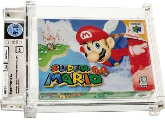 Гра Super Mario