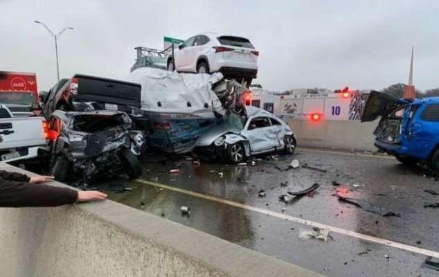 В Техасі ДТП за участі понад 100 автомобілів: є загиблі