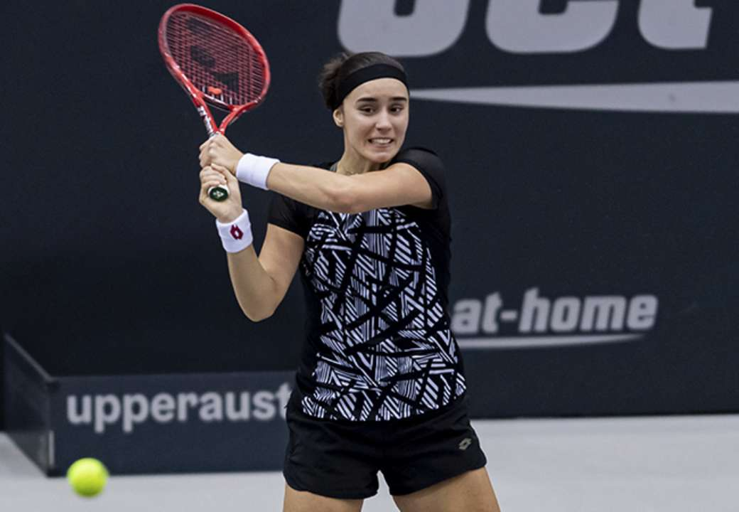 Калинина пробилась в полуфинал турнира ITF в Загребе