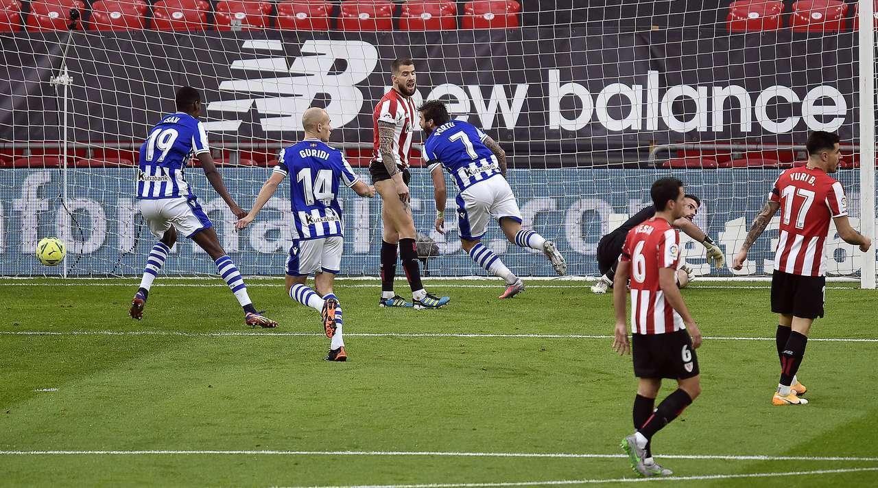 Атлетик - Реал Сосьєдад. Анонс та прогноз на фінал Кубка Іспанії (Фото - AFP)