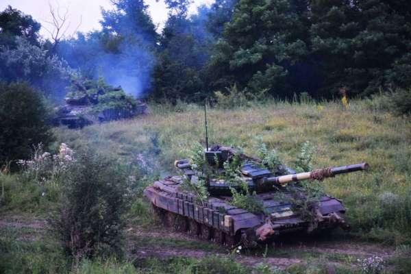 Внаслідок обстрілів бойовиків за добу на Донбасі постраждали семеро українських військових