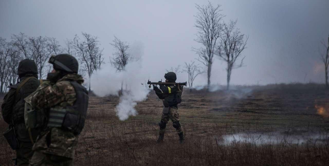 Обстрелы на Донбассе: оккупанты 7 раз нарушили режим прекращения огня