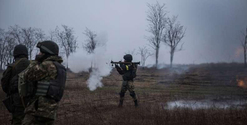 Обстріли на Донбасі: окупанти 7 разів порушили режим припинення вогню