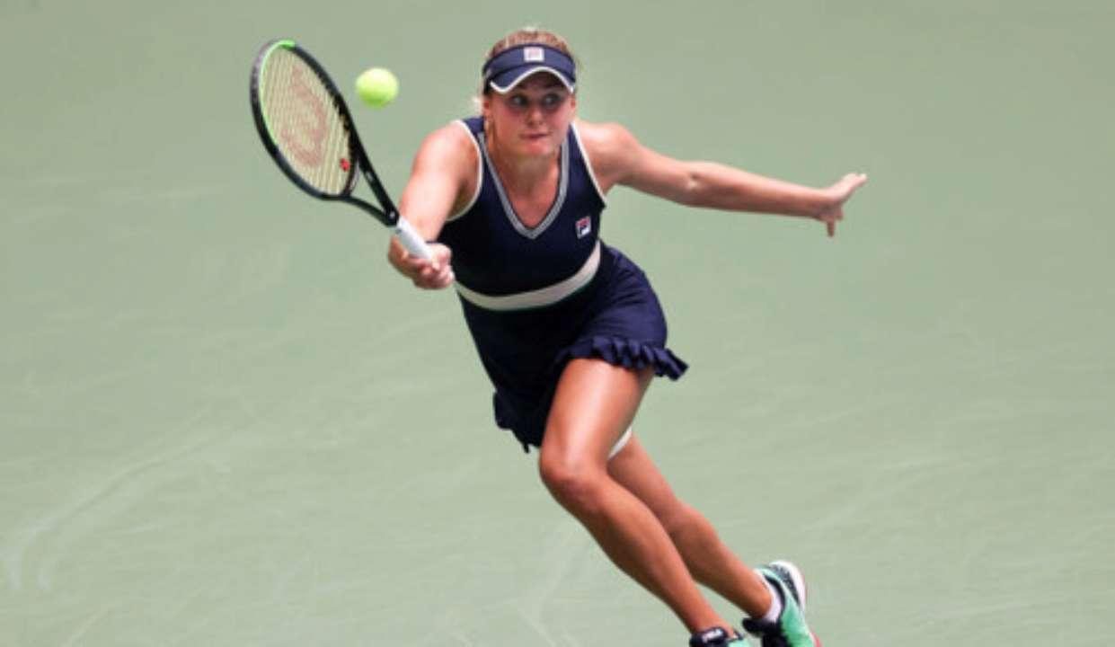 Козлова легко обыграла первую соперницу на турнире во Франции