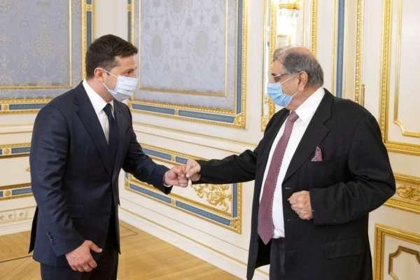 Україна відправить в Індію гуманітарну допомогу — Зеленський