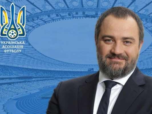 """Андрей Павелко: """"Прилетел в Рим, веду переговоры с УЕФА касательно лозунга """"Героям Слава"""""""