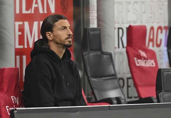 Его не было четыре месяца. Ибрагимович выйдет на поле в матче с Лацио