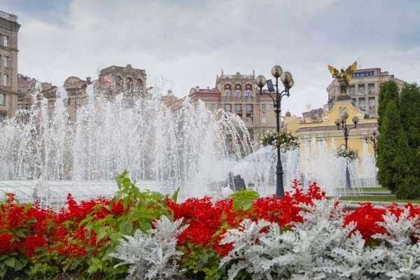 У Києві завершується сезон фонтанів: коли їх відключать